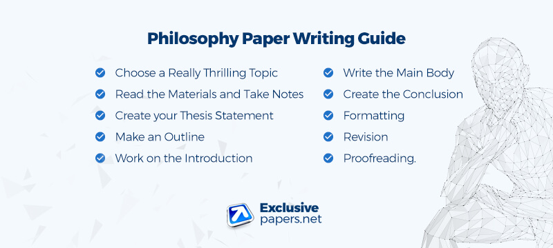 Philosophy Paper Writing Guide