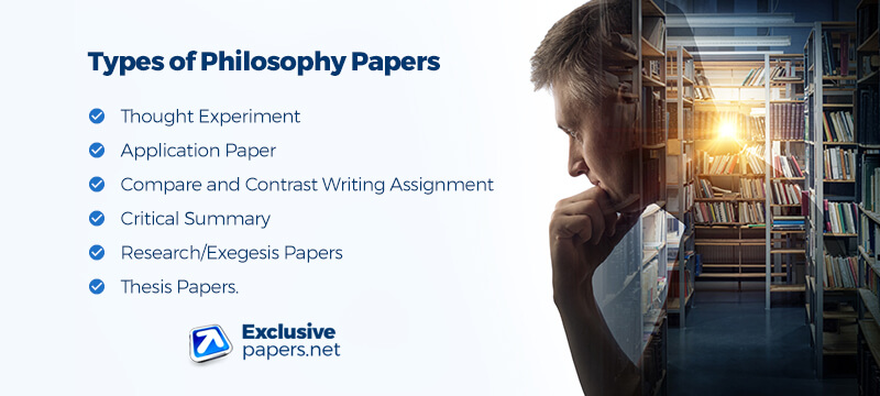 Types of Philosophy Papers