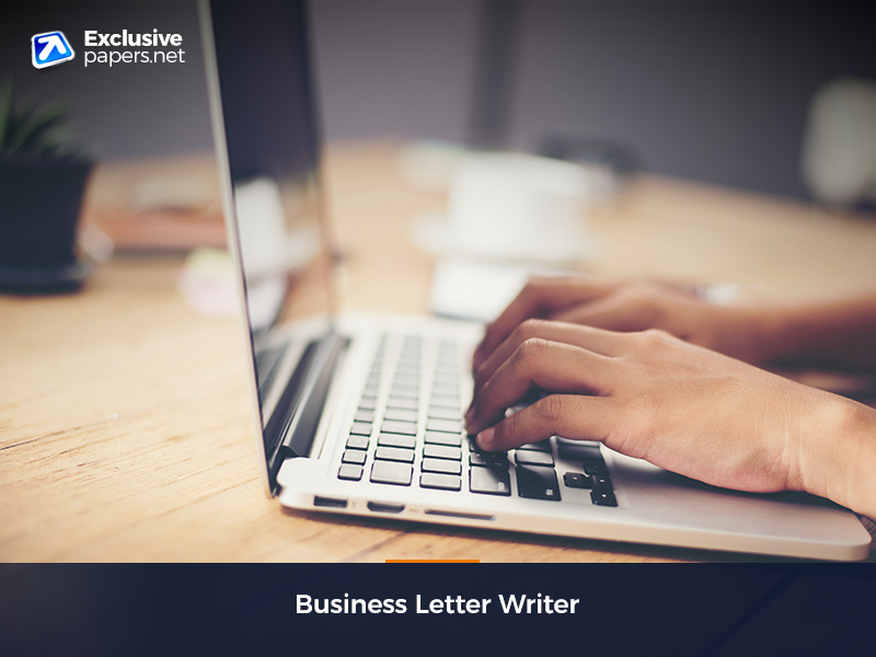 Business Letter Writer