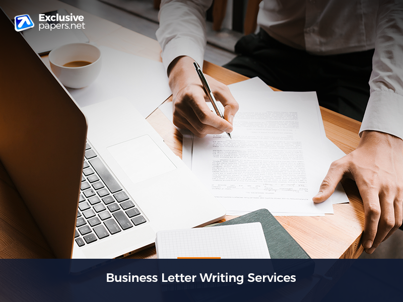 Business Letter Writing Services