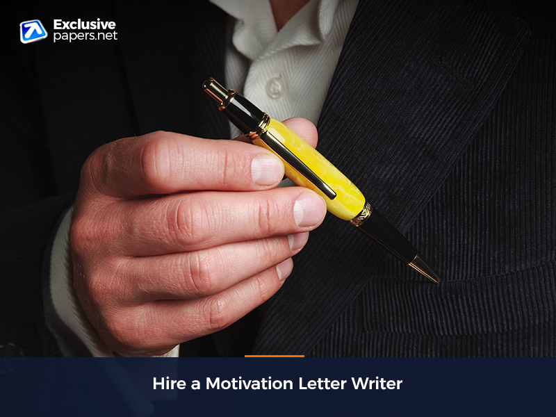 Hire a Motivation Letter Writer