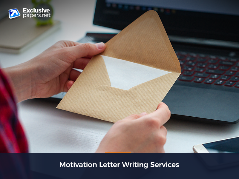 Motivation Letter Writing Services