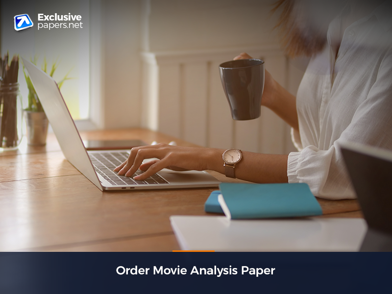 Order Movie Analysis Paper