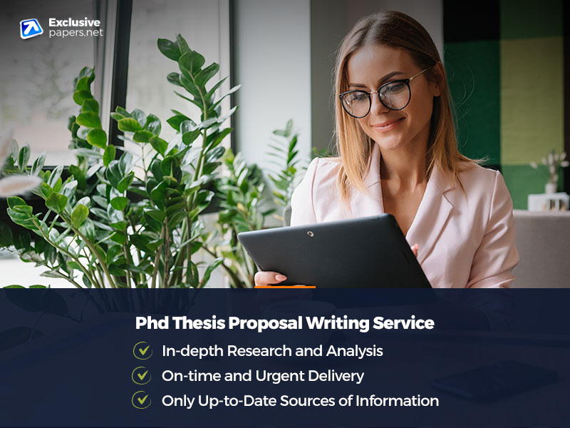 Ph.D. Thesis Proposal Writing Service