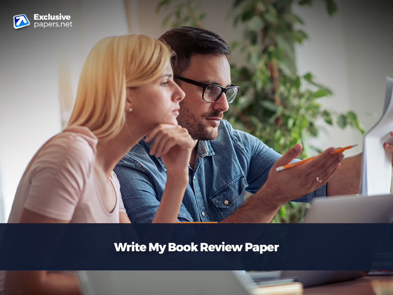 Write My Book Review Paper